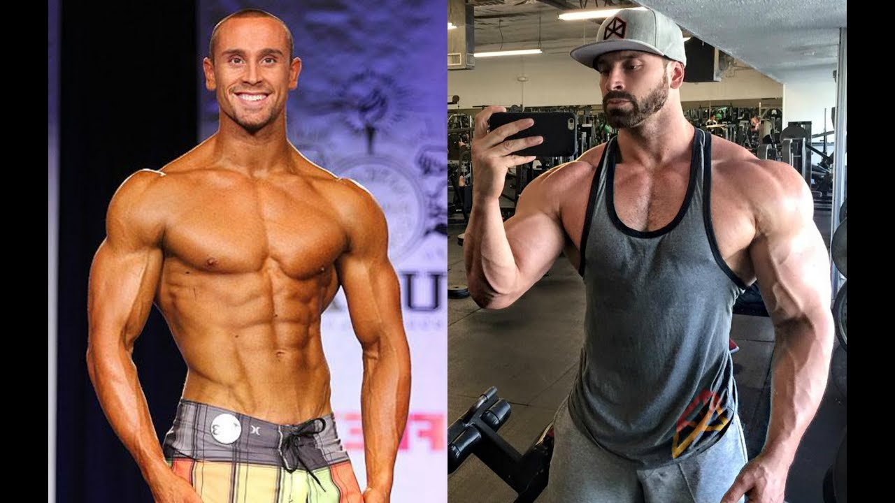 The Reason Bradley Martyn Doesn't Compete Anymore - YouTube