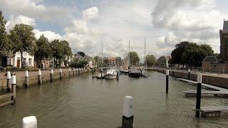 Walking in Dordrecht ⛅   The Netherlands - 4K60