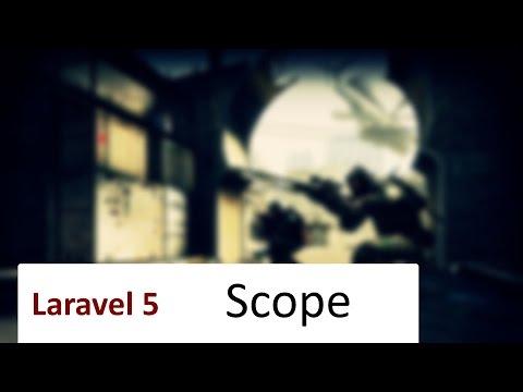 #9 Laravel 5: Scope (CS version)