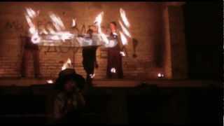 Огненное шоу в Омске. Шоу-проект