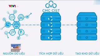 """""""Quốc gia số"""" VTV1 – Tập đoàn Công nghệ CMC và quá trình chuyển đổi số"""
