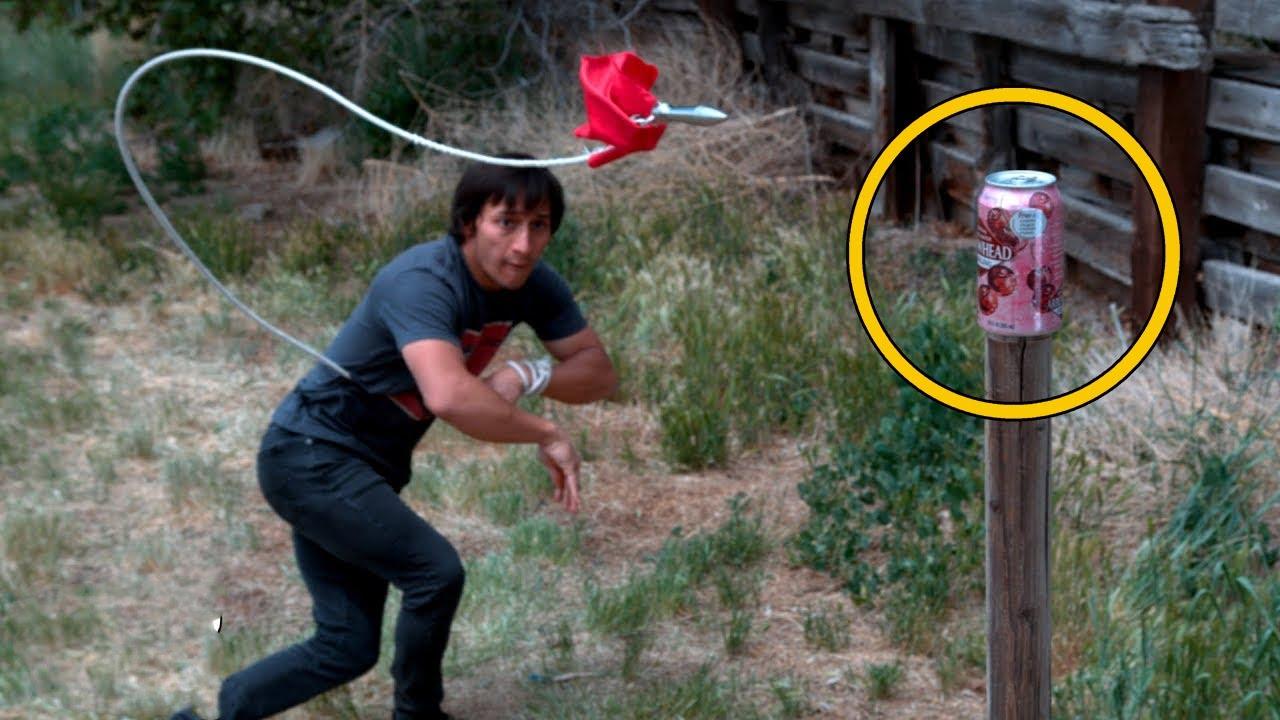 Grabe! Sinunog nya ang Parachute nya sa Ere!  |  Mga Pangyayaring Di Mo Panniwalaan Kung Di NaVideo