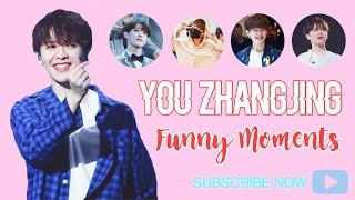 You Zhangjing [Idol Producer] FUNNY MOMENTS