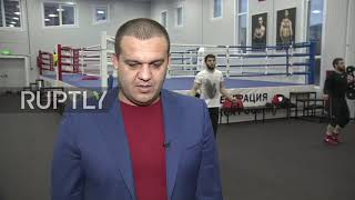 Russia: Nurmagomedov wants to fight Mayweather in Moscow - Russian Boxing Federation *EXCLUSIVE*