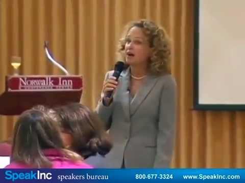 Keynote Speaker: Danielle Kennedy • Presented by SpeakInc