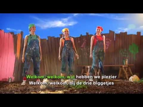 K3 - De 3 Biggetjes | K3 Karaoke