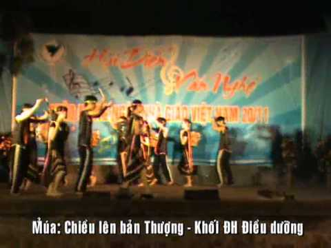 mua Chieu len ban thuong - Khoi DHDD -DHYTB