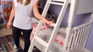 Bellamy Vintage Bunk Bed From Smartstuff Furniture