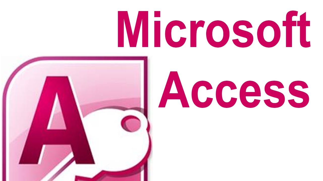 Microsoft Access Queries Tutorial 2 - Creating a Query using ...