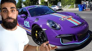 #RDBLA FUTURE'S Lamborghini Fixed, MARTINI Custom Porsche GT3RS