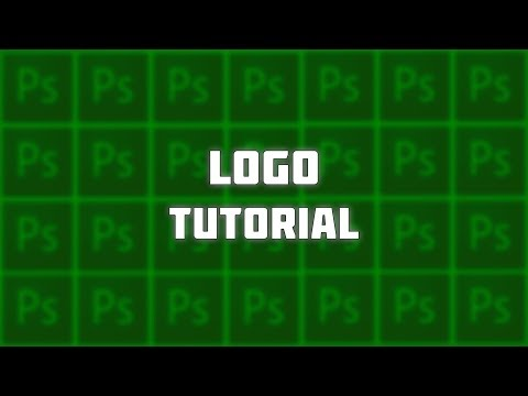 How To Make A Logo In Photoshop 💻⚡ (RAW UNEDITED #NPLB) - Producer Logo Design Tutorial💡🔔
