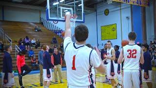 york vs naperville north boys basketball regional final 03 04 16