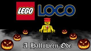 Lego Loco: A Halloween Ode