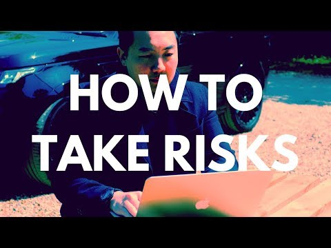 How to Take Risks in Business