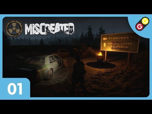 Miscreated #01 On découvre le jeu ! [FR]