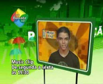 Chamada Music Clip Net Youtube