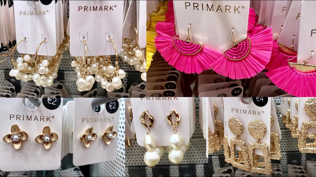 2e9b8618191ca PRIMARK Earrings April 2019/M Primark Lover