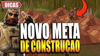 COMO CONSTRUIR NO FORTNITE XBOX - *NOVO* META! 3 DICAS DE CONSTRUÇÃO!