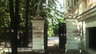 видео «Усадьба Кусково XVIII века» и Государственный музей керамики