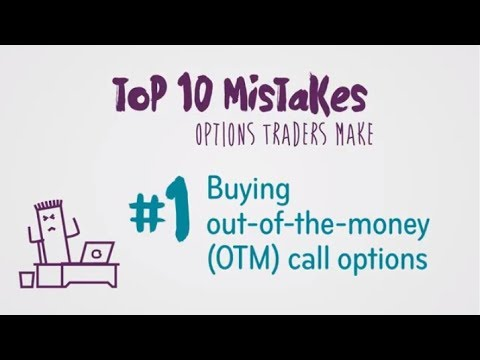 Option Trading Mistake #1: Buying Out-of-the-Money (OTM) Call Options