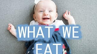 WHAT I EAT IN A DAY | Family Edition