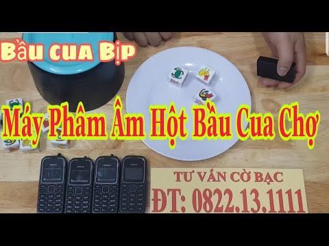 BẦU CUA BỊP / Máy Phân Âm Hột Bầu Cua Chợ – Công Nghệ Mới Nhất 2020