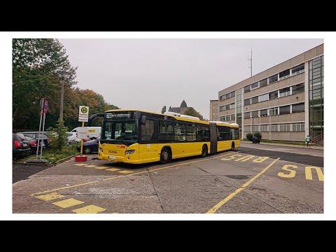 BVG Linie M27 Pankow (Hadlichstr.) - S+U Jungfernheide