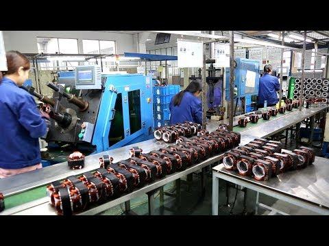 Automatic Washing Machine Motor Production Line Suzhou Smart Motor Equipment Manufacturing Co., Ltd
