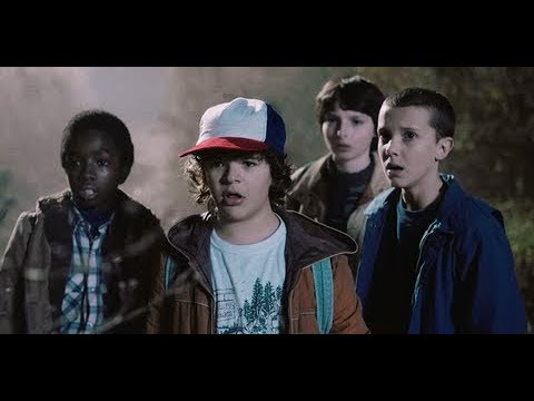 Stranger Things Season 1 Netflix Official Recap Short - YouTube