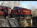 [HD] Holiday Trains Around The Delaware River Region
