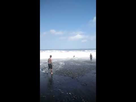 Terseret ombak laut kidul 2017