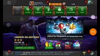 ACABOU!😢 ( Marvel torneio de campeões FINAL)