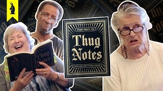 Elders Read Thug Notes: The Book