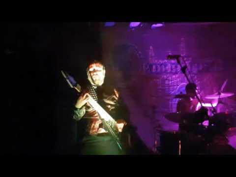 Damnation Gallery - Dark Soul (Live @ L'Angelo Azzurro Club, Genoa)