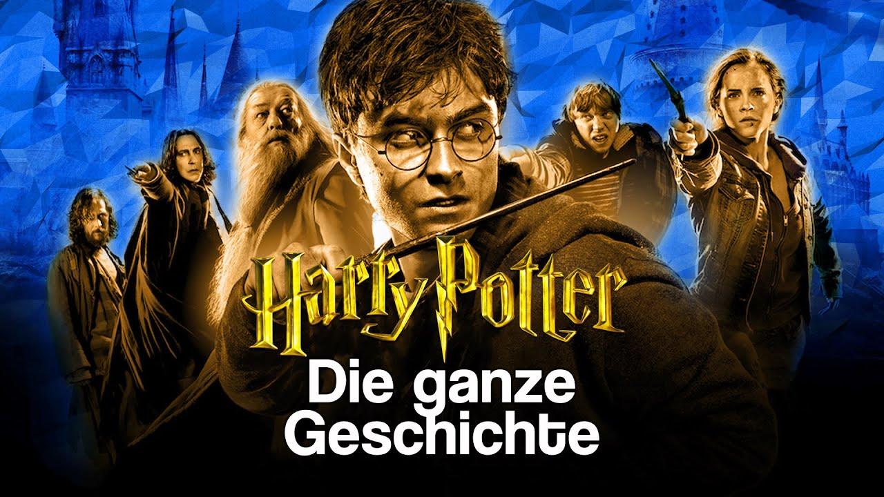 Harry Potter Alle Filme Erklart Deemon Youtube