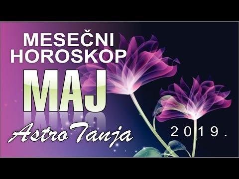 Mesečni Horoskop Za Maj 2019.