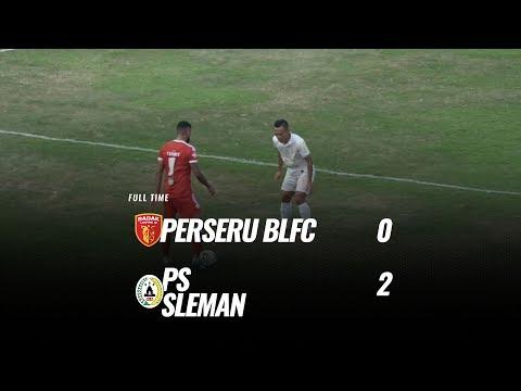 [Pekan 13] Cuplikan Pertandingan Perseru BLFC vs PS Sleman, 9 Agustus 2019