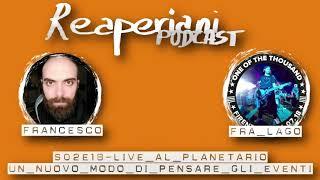 Reaperiani Podcast S02E18 - Organizzare un concerto Live alternativo