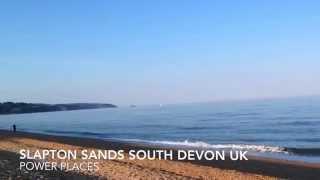 Slapton Sands South Devon June 2014