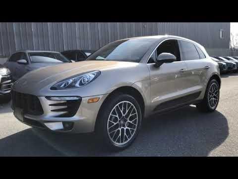 Porsche Silver Spring >> Used 2016 Porsche Macan Silver Spring Md Washington Dc Md Pp0080a