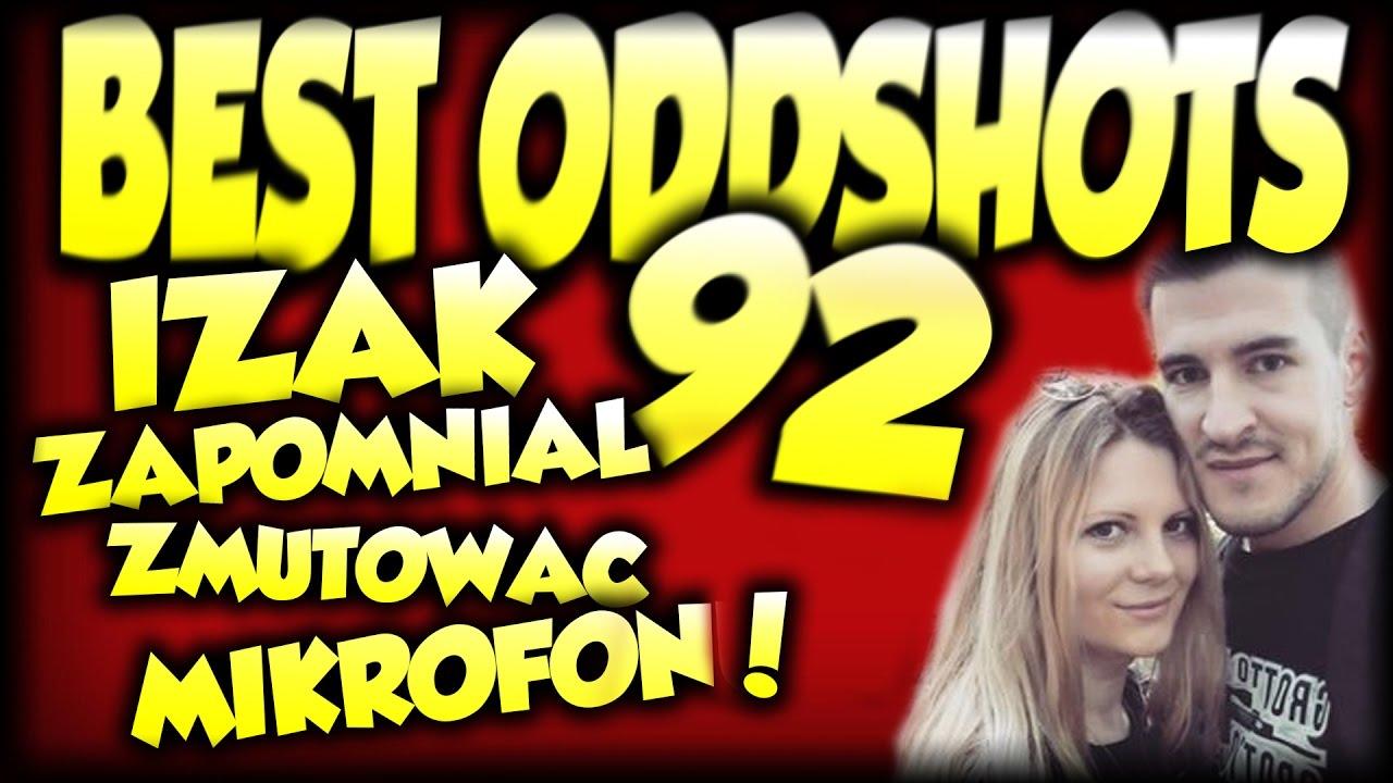 IZAK FAIL nie zmutował mikrofonu 2 ! Zlizuj TO ! #92 Najlepsze oddshoty - Duo IZAK & Leh, Pago
