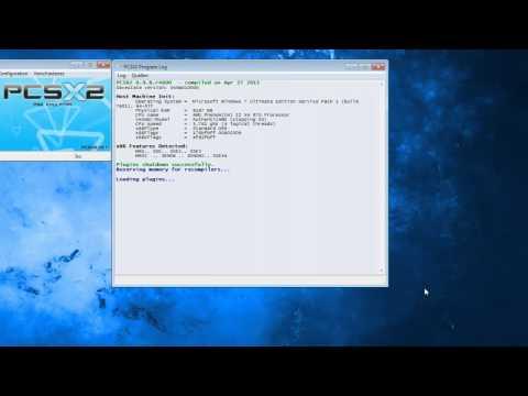 Playstation 2 Emulator/Spiele auf dem PC spielen! [PCSX2 0.9.8]