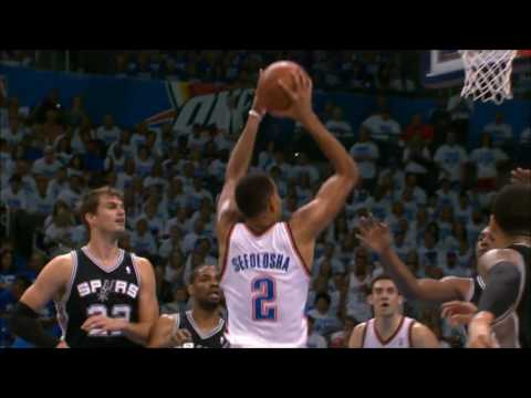 Thabo Sefolosha - The Swiss Knife