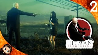 Shower Time With Diana! | Hitman: Absolution (PC) - Part 2