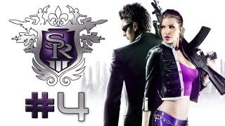 Saints Row The Third Gameplay #4 - Let