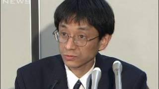 「オウムの犯行」警視庁の見解にアレフが反論会見(10/03/31)
