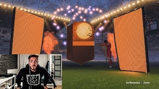 OMG! 89+ SCREAM WALKOUT im PACK OPENING !! FIFA 18 Ultimate Team Wakez