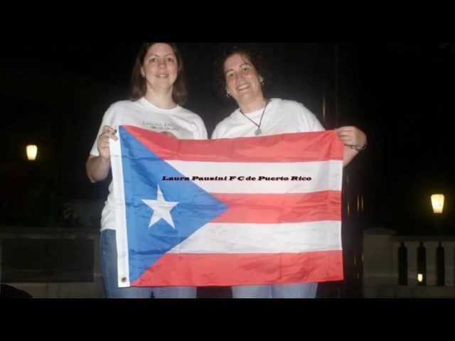 Gente Video Laura Pausini FC de Puerto Rico Travel Video