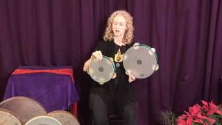 Layne Redmond Remo Signature Tambourines-YouTube.mov