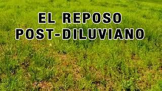GENESIS 8    EL REPOSO POST-DILUVIANO